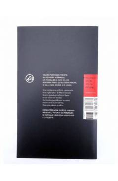 Contracubierta de CUARENTA SÍLABAS CATORCE PALABRAS (Enrique Prochazka) 451 Editores 2008