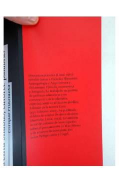 Muestra 1 de CUARENTA SÍLABAS CATORCE PALABRAS (Enrique Prochazka) 451 Editores 2008