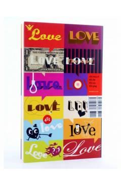 Contracubierta de EN EL FONDO - LOVE (Begoña Huertas) 451 Editores 2009