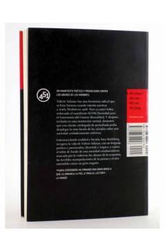 Contracubierta de ESCUELA DE SUEÑOS (Sara Stridsberg) 451 Editores 2010