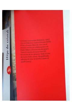 Muestra 1 de HIJO DE CRISTAL (Giacomo Cacciatore) 451 Editores 2008