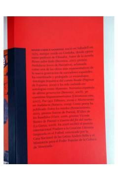 Muestra 1 de EL LADRÓN DE MORFINA (Mario Cuenca Sandoval) 451 Editores 2010