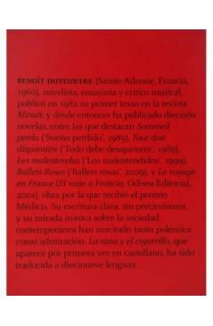 Muestra 1 de LA NIÑA Y EL CIGARRILLO (Benoit Duteurtre) 451 Editores 2010