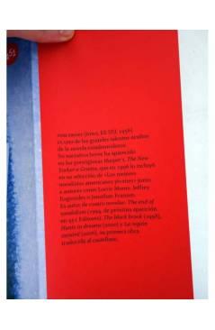 Muestra 1 de LA REGIÓN INMÓVIL (Tom Drury) 451 Editores 2009