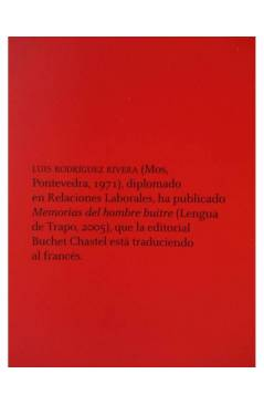 Muestra 1 de SERÁS VAPOR ANTES QUE LLUVIA (Luis Rodríguez Rivera) 451 Editores 2007