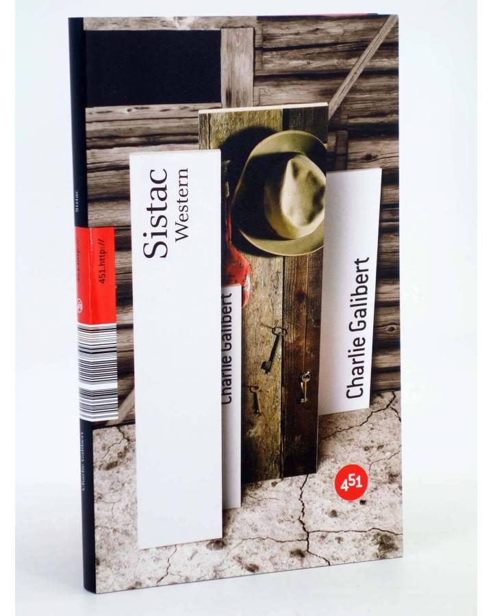 Cubierta de SISTAC (WESTERN) (Charlie Galibert) 451 Editores 2007
