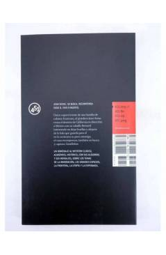 Contracubierta de SISTAC (WESTERN) (Charlie Galibert) 451 Editores 2007