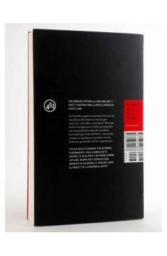 Contracubierta de TRILOGÍA PARISINA (Goran Tocilovac) 451 Editores 2007