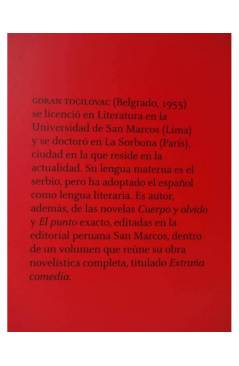 Muestra 1 de TRILOGÍA PARISINA (Goran Tocilovac) 451 Editores 2007
