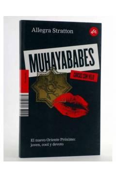 Cubierta de MUHAYABABES (CHICAS CON VELO) (Allegra Startton) 451 Editores 2009