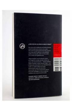 Contracubierta de MUHAYABABES (CHICAS CON VELO) (Allegra Startton) 451 Editores 2009