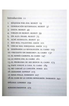 Muestra 2 de MUHAYABABES (CHICAS CON VELO) (Allegra Startton) 451 Editores 2009