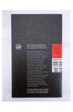 Contracubierta de POR UNA CIUDADANÍA MULTINACIONAL (Siobhán Harty / Michael Murphy) 451 Editores 2007