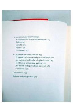 Muestra 3 de POR UNA CIUDADANÍA MULTINACIONAL (Siobhán Harty / Michael Murphy) 451 Editores 2007