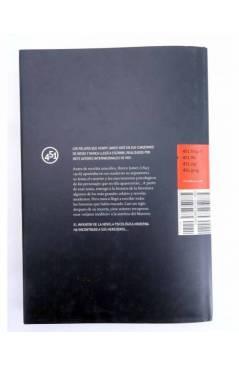 Contracubierta de AFTER HENRY JAMES (Andrés Barba Y Javier Montes) 451 Editores 2009