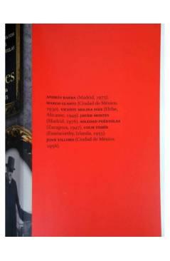 Muestra 1 de AFTER HENRY JAMES (Andrés Barba Y Javier Montes) 451 Editores 2009