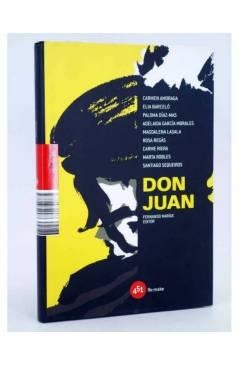 Cubierta de DON JUAN (Fernando Marías) 451 Editores 2008