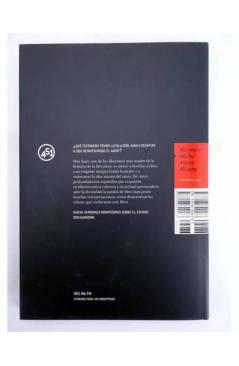 Contracubierta de DON JUAN (Fernando Marías) 451 Editores 2008
