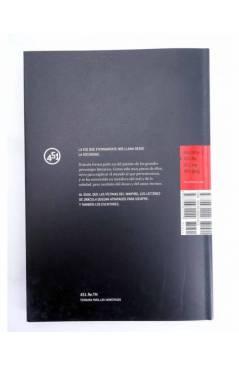 Contracubierta de DRÁCULA (Vv.Aa.) 451 Editores 2008