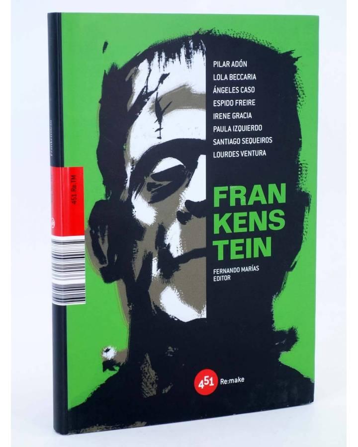 Cubierta de FRANKENSTEIN (Vv.Aa.) 451 Editores 2008
