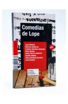 Cubierta de COMEDIAS DE LOPE (Vv.Aa.) 451 Editores 2007