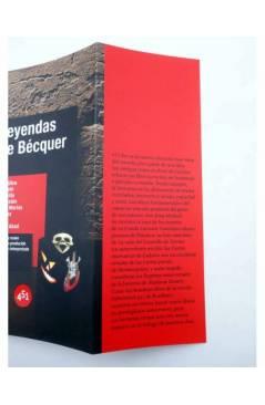 Muestra 1 de LEYENDAS DE BÉCQUER (Vv.Aa.) 451 Editores 2007