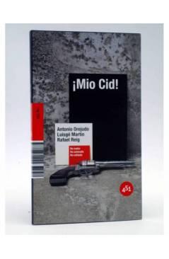 Cubierta de ¡MIO CID! (Vv.Aa.) 451 Editores 2007