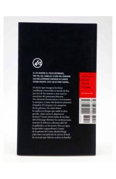 Contracubierta de ¡MIO CID! (Vv.Aa.) 451 Editores 2007