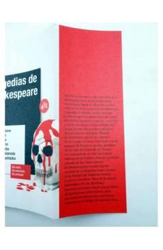 Muestra 2 de TRAGEDIAS DE SHAKESPEARE (Vv.Aa.) 451 Editores 2007