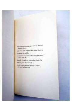 Muestra 3 de TRAGEDIAS DE SHAKESPEARE (Vv.Aa.) 451 Editores 2007