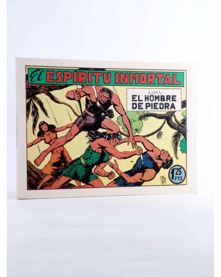 Cubierta de PURK EL HOMBRE DE PIEDRA TOMO 3. NÚMEROS 17 A 24. FACSIMIL (Manuel Gago) JLA 1986