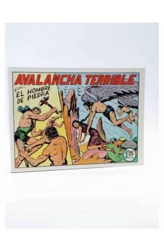 Cubierta de PURK EL HOMBRE DE PIEDRA TOMO 8. NÚMEROS 57 A 64. FACSIMIL (Manuel Gago) JLA 1986