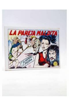 Cubierta de PURK EL HOMBRE DE PIEDRA TOMO 9. NÚMEROS 65 A 72. FACSIMIL (Manuel Gago) JLA 1986