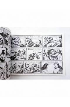 Muestra 2 de PURK EL HOMBRE DE PIEDRA TOMO 9. NÚMEROS 65 A 72. FACSIMIL (Manuel Gago) JLA 1986