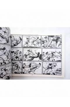 Muestra 2 de PURK EL HOMBRE DE PIEDRA TOMO 10. NÚMEROS 73 A 80. FACSIMIL (Manuel Gago) JLA 1986