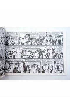 Muestra 8 de PURK EL HOMBRE DE PIEDRA TOMOS 1 A 12. NÚMEROS 1 A 96. FACSIMIL (Manuel Gago) JLA 1986
