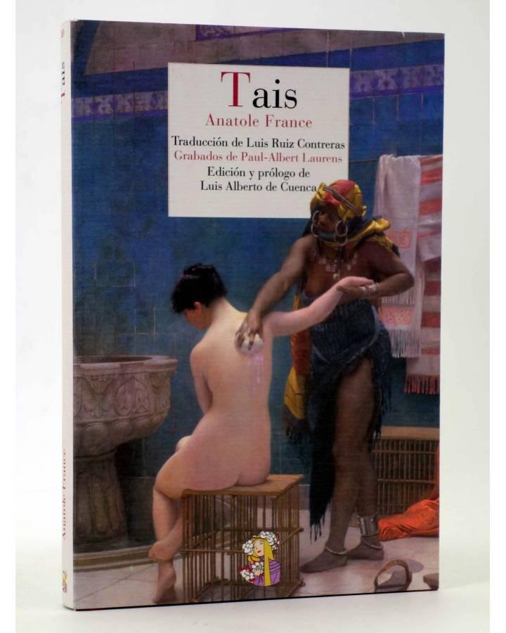 Cubierta de TAIS (Anatole France / Paul Albert Laurens) Reino de Cordelia 2013
