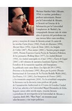 Muestra 1 de ANATOMÍA DEL CRIMEN. GUÍA DE LA NOVELA Y EL CINE NEGROS (Mariano Sánchez Soler) Reino de Cordelia 2011