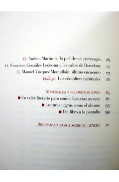 Muestra 3 de ANATOMÍA DEL CRIMEN. GUÍA DE LA NOVELA Y EL CINE NEGROS (Mariano Sánchez Soler) Reino de Cordelia 2011
