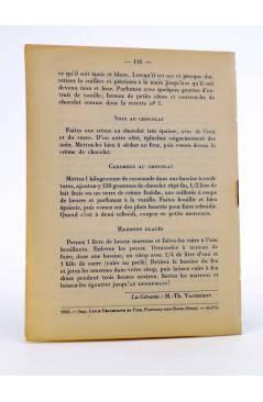 Contracubierta de REVISTA LA REVUE DES ENFANTS. SUPPLEMENT A LA REVUE MAZDAZNAN. OCTOBRE (Vvaa) Mazdaznan 1932