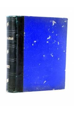 Contracubierta de REVISTA MAZDAZNAN LA VIE AU SOLEIL. AÑO 1932 COMPLETO (Vvaa) Mazdaznan 1932. ZOROASTRISMO