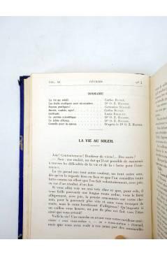 Muestra 3 de REVISTA MAZDAZNAN LA VIE AU SOLEIL. AÑO 1932 COMPLETO (Vvaa) Mazdaznan 1932. ZOROASTRISMO