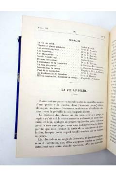 Muestra 6 de REVISTA MAZDAZNAN LA VIE AU SOLEIL. AÑO 1932 COMPLETO (Vvaa) Mazdaznan 1932. ZOROASTRISMO