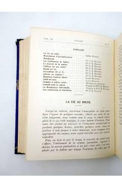 Muestra 8 de REVISTA MAZDAZNAN LA VIE AU SOLEIL. AÑO 1932 COMPLETO (Vvaa) Mazdaznan 1932. ZOROASTRISMO