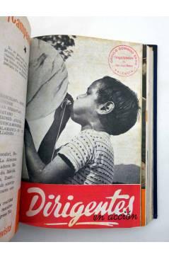 Muestra 1 de TOMO REVISTA DIRIGENTES EN ACCION / EN MARCHA 69 A 98. 1960-1964 (Vvaa) Juventud Salesiana 1960