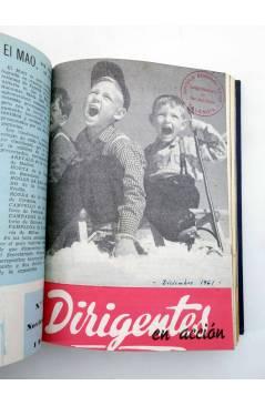 Muestra 3 de TOMO REVISTA DIRIGENTES EN ACCION / EN MARCHA 69 A 98. 1960-1964 (Vvaa) Juventud Salesiana 1960