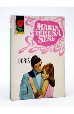 Cubierta de COLECCIÓN ROSAURA 1167. DORIS (María Teresa Sesé) Bruguera Bolsilibros 1972