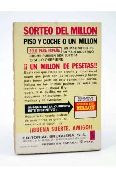 Contracubierta de COLECCIÓN AMAPOLA 1041. NINA (María Teresa Sesé) Bruguera Bolsilibros 1973