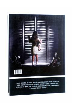 Contracubierta de CELULOIDE TERRORÍFICO (Vvaa. Coordinado Por José De Diego) T&B 2017