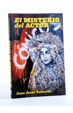 Cubierta de EL MISTERIO DEL ACTOR (Juan Jesús Valverde) T&B 2009